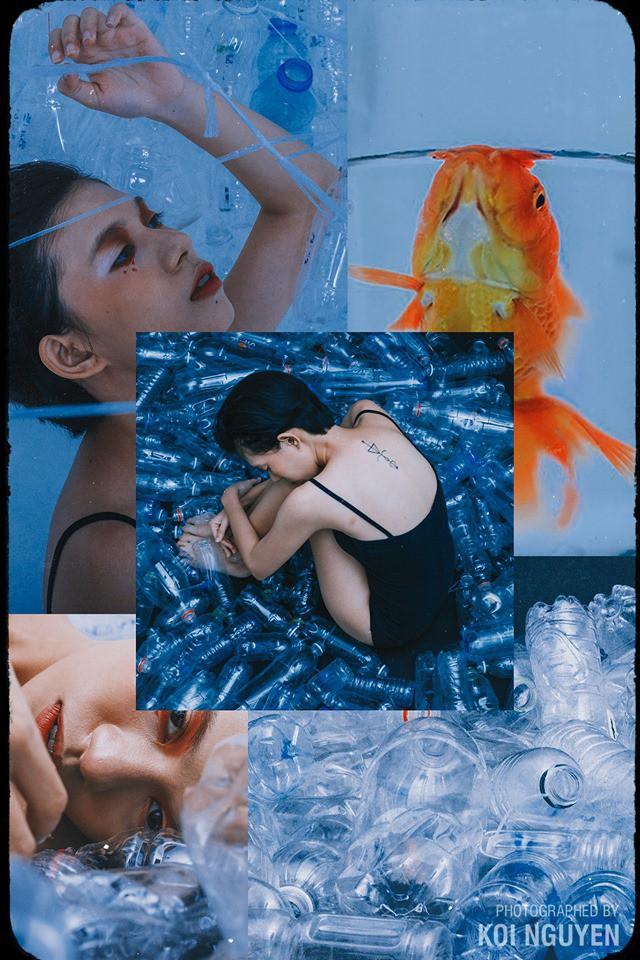 Khi nhiếp ảnh gia dùng nghệ thuật thay lời đại dương kêu cứu - Ảnh 9.