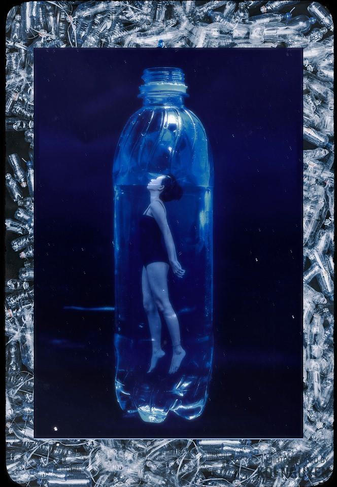 Khi nhiếp ảnh gia dùng nghệ thuật thay lời đại dương kêu cứu - Ảnh 3.