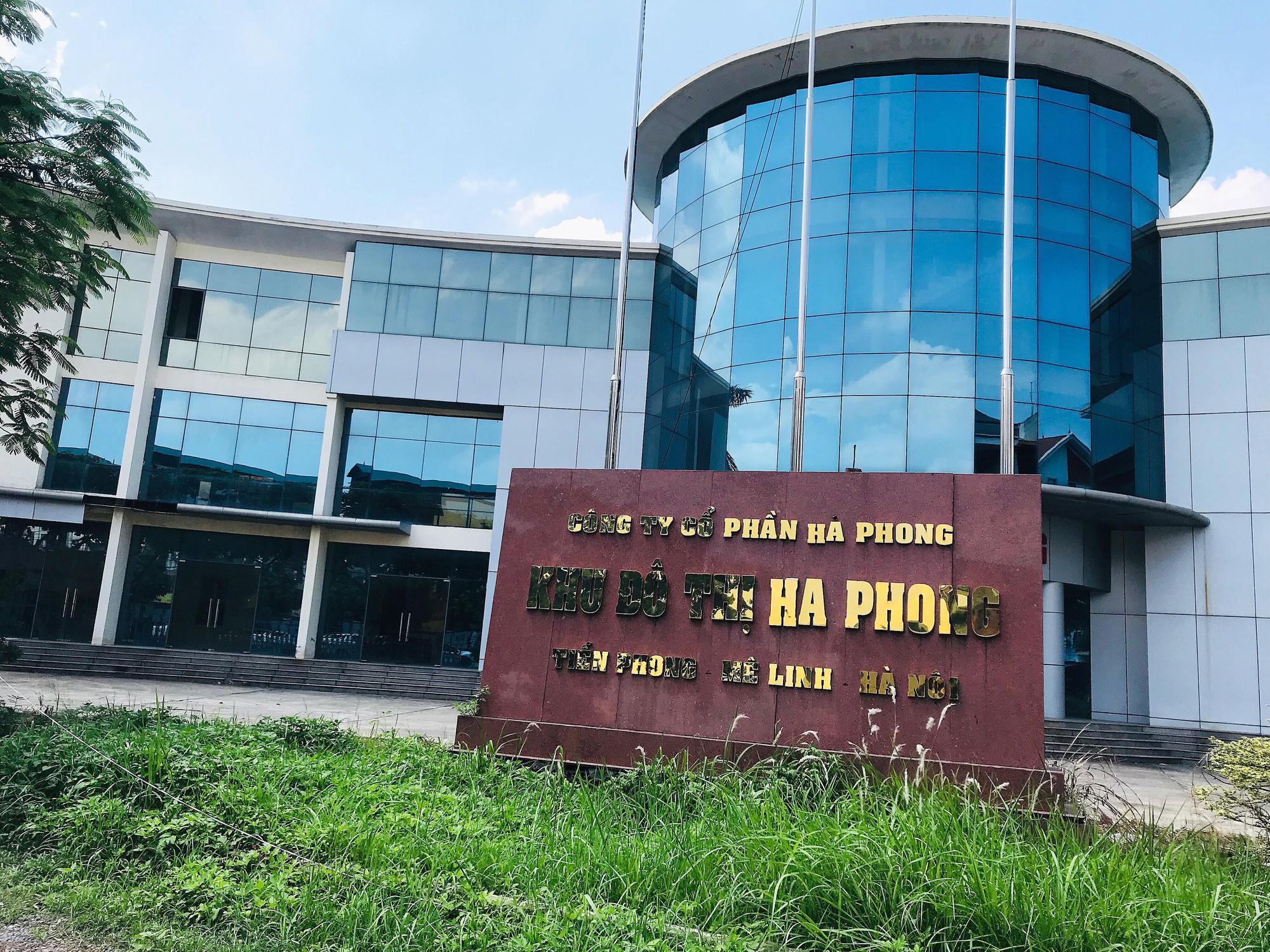 Dự án 900 tỉ đồng tại Mê Linh trở thành nơi chăn nuôi dê - Ảnh 14.