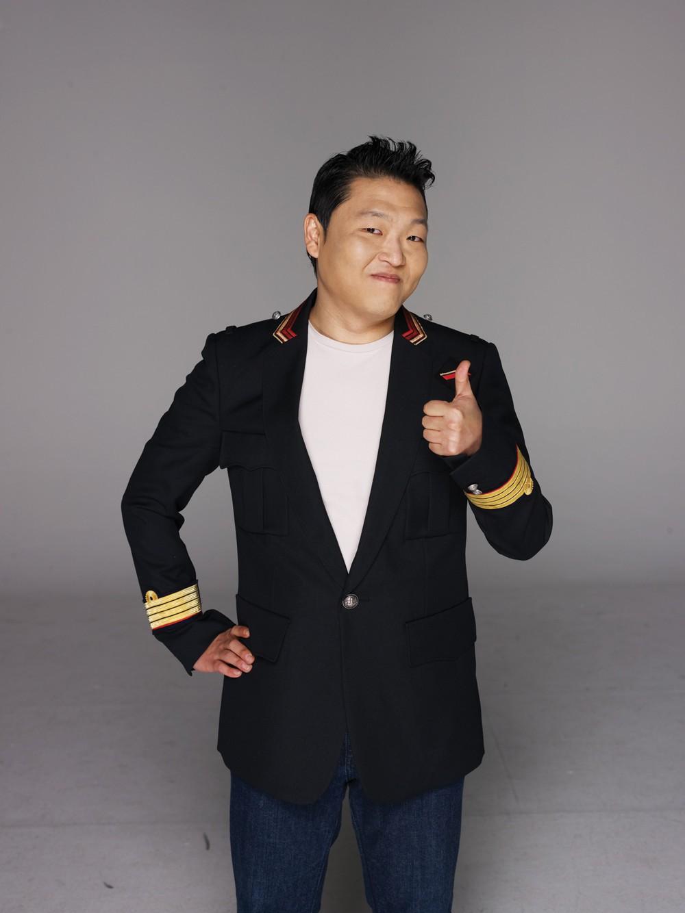 Psy: Từ chàng béo xấu xí bị cả nước tẩy chay đến đại gia giàu nhất Kpop - Ảnh 1.