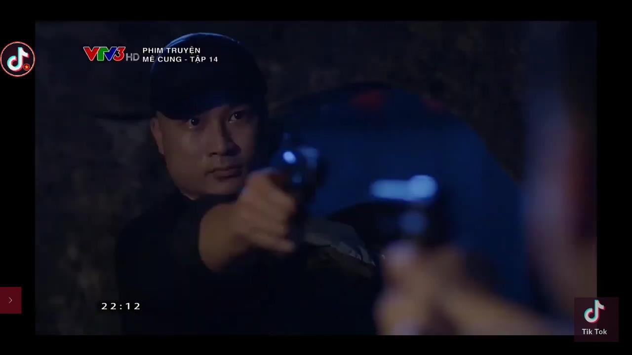 Mê cung tập 14: Việt sói bắt cóc cảnh sát Hiền, Lam Anh gặp nguy hiểm - Ảnh 1.