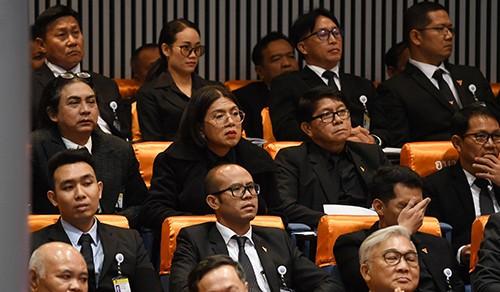 Nghị sĩ chuyển giới nỗ lực viết nên lịch sử trên nghị trường Thái Lan - Ảnh 1.
