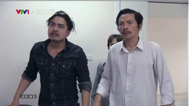 Về nhà đi con tập 39: Bắt gặp Thành - Huệ ôm ấp nhau trong bệnh viện, ông Sơn đùng đùng bỏ đi, Khải dùng mũ cối phang tình địch - Ảnh 16.