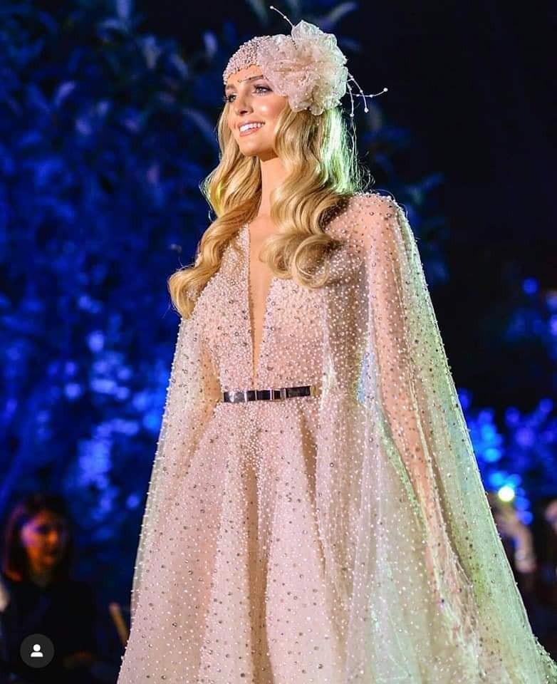 Hoa hậu Hoàn vũ Albania 2019 đẹp tuyệt trần, được ví như thiên thần Victorias Secret - Ảnh 8.