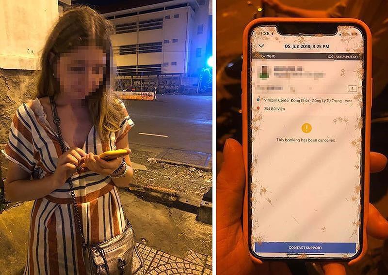 Công an thông tin vụ GrabBike bị tố cướp điện thoại khách Nga - Ảnh 1.