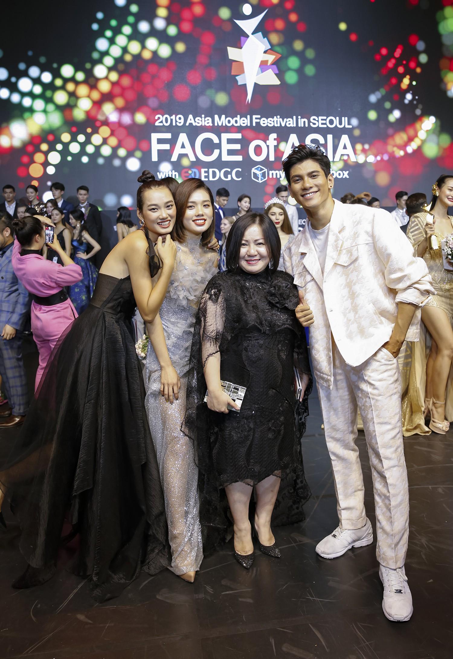 Học trò Võ Hoàng Yến lọt top 10 Face of Asia 2019  - Ảnh 4.