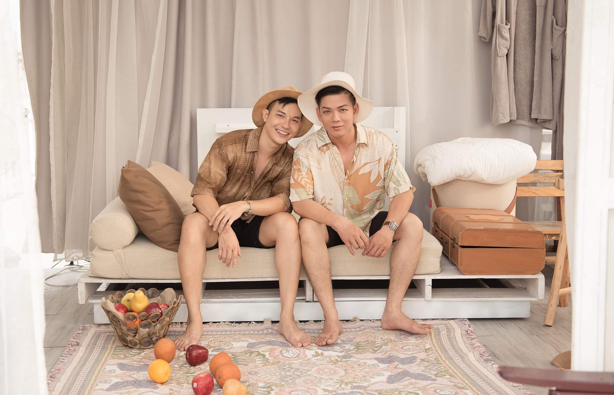 Ngắm nhìn những bức ảnh đẹp của cặp đôi LGBT Sơn Tùng và Đức Hiền của Người ấy là ai tập 8  - Ảnh 4.