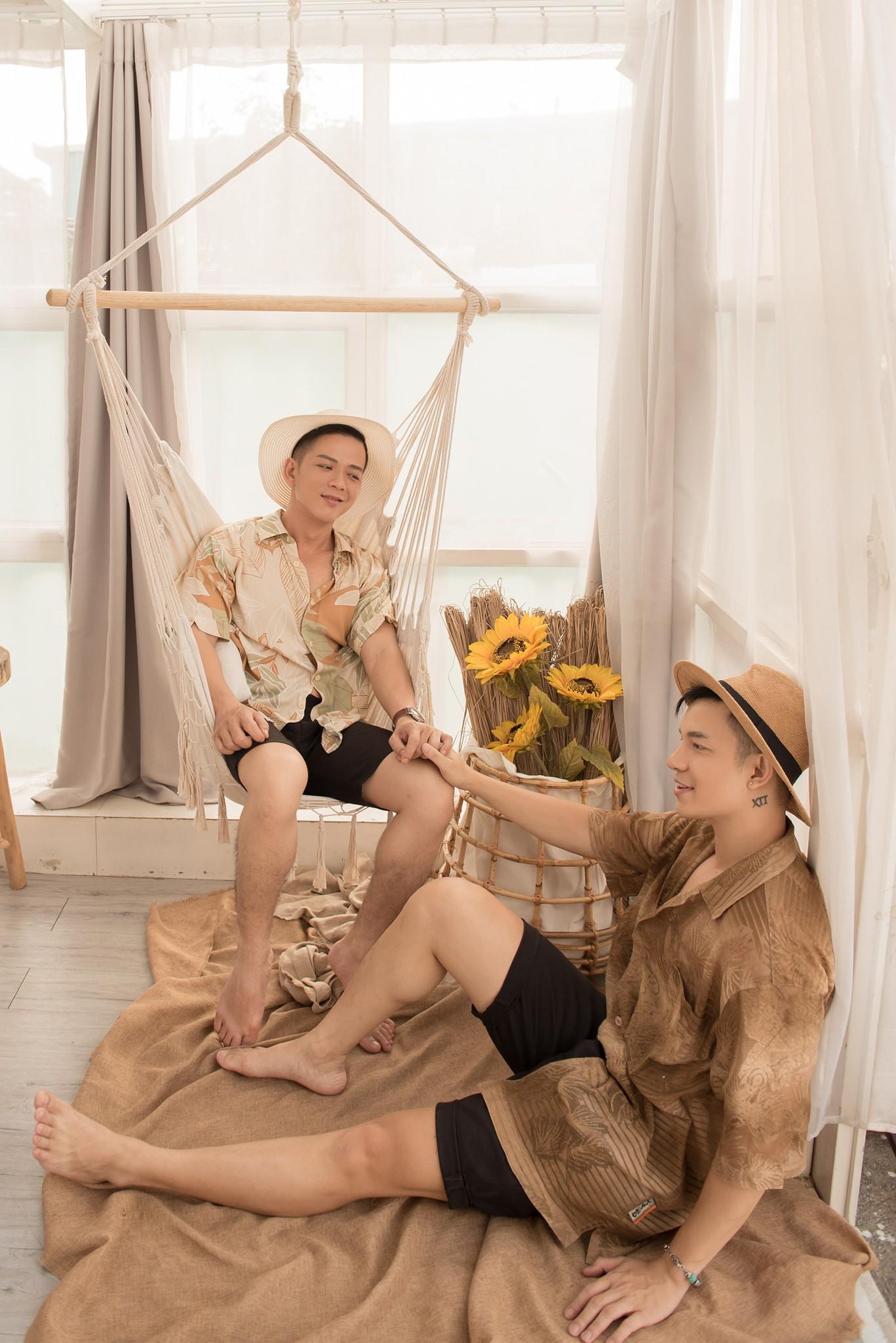 Ngắm nhìn những bức ảnh đẹp của cặp đôi LGBT Sơn Tùng và Đức Hiền của Người ấy là ai tập 8  - Ảnh 6.