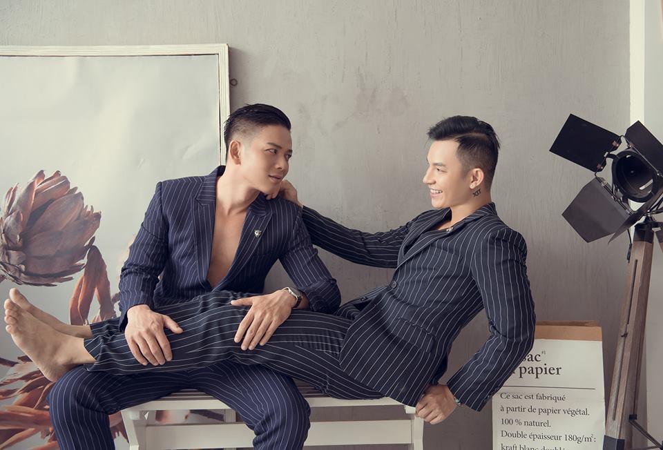 Ngắm nhìn những bức ảnh đẹp của cặp đôi LGBT Sơn Tùng và Đức Hiền của Người ấy là ai tập 8  - Ảnh 10.