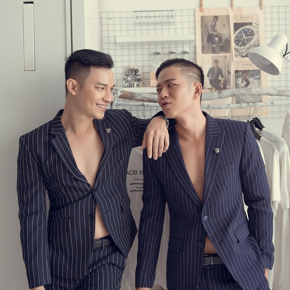 Ngắm nhìn những bức ảnh đẹp của cặp đôi LGBT Sơn Tùng và Đức Hiền của Người ấy là ai tập 8  - Ảnh 8.