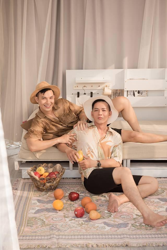 Ngắm nhìn những bức ảnh đẹp của cặp đôi LGBT Sơn Tùng và Đức Hiền của Người ấy là ai tập 8  - Ảnh 5.