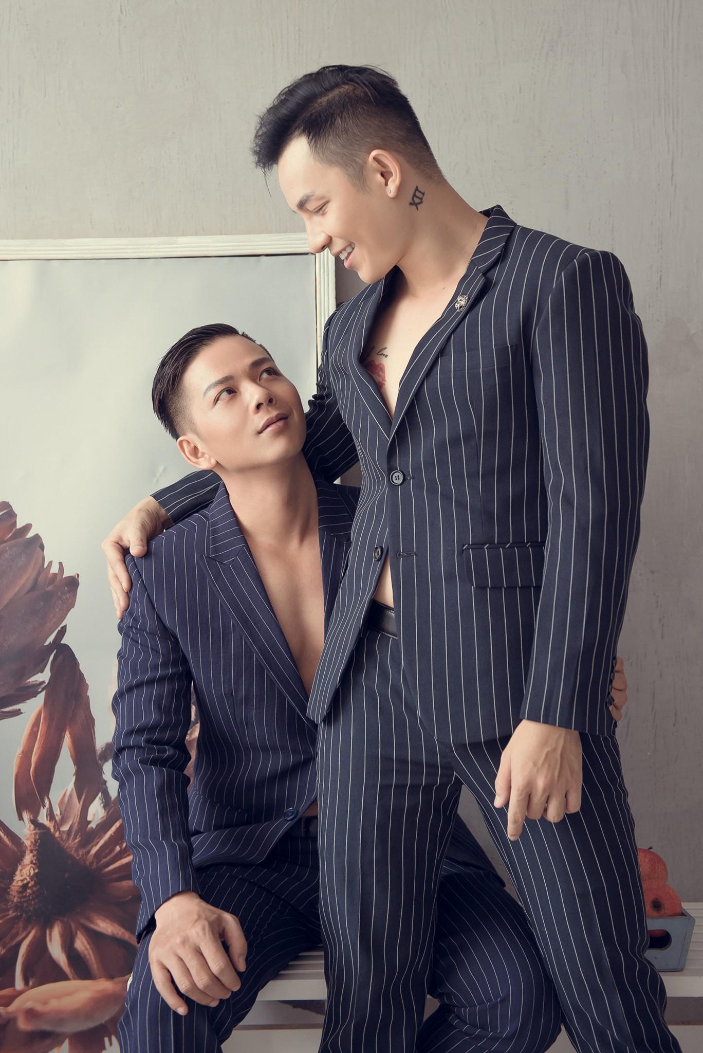 Ngắm nhìn những bức ảnh đẹp của cặp đôi LGBT Sơn Tùng và Đức Hiền của Người ấy là ai tập 8  - Ảnh 7.