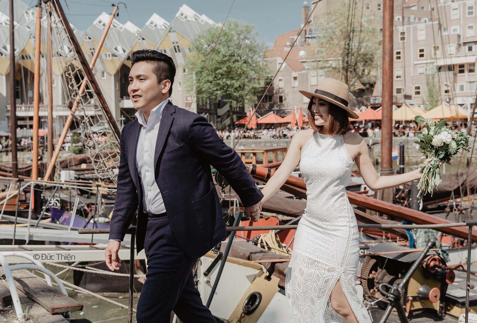 Chân dung bạn trai Việt Kiều vừa cầu hôn MC Liêu Hà Trinh   - Ảnh 6.