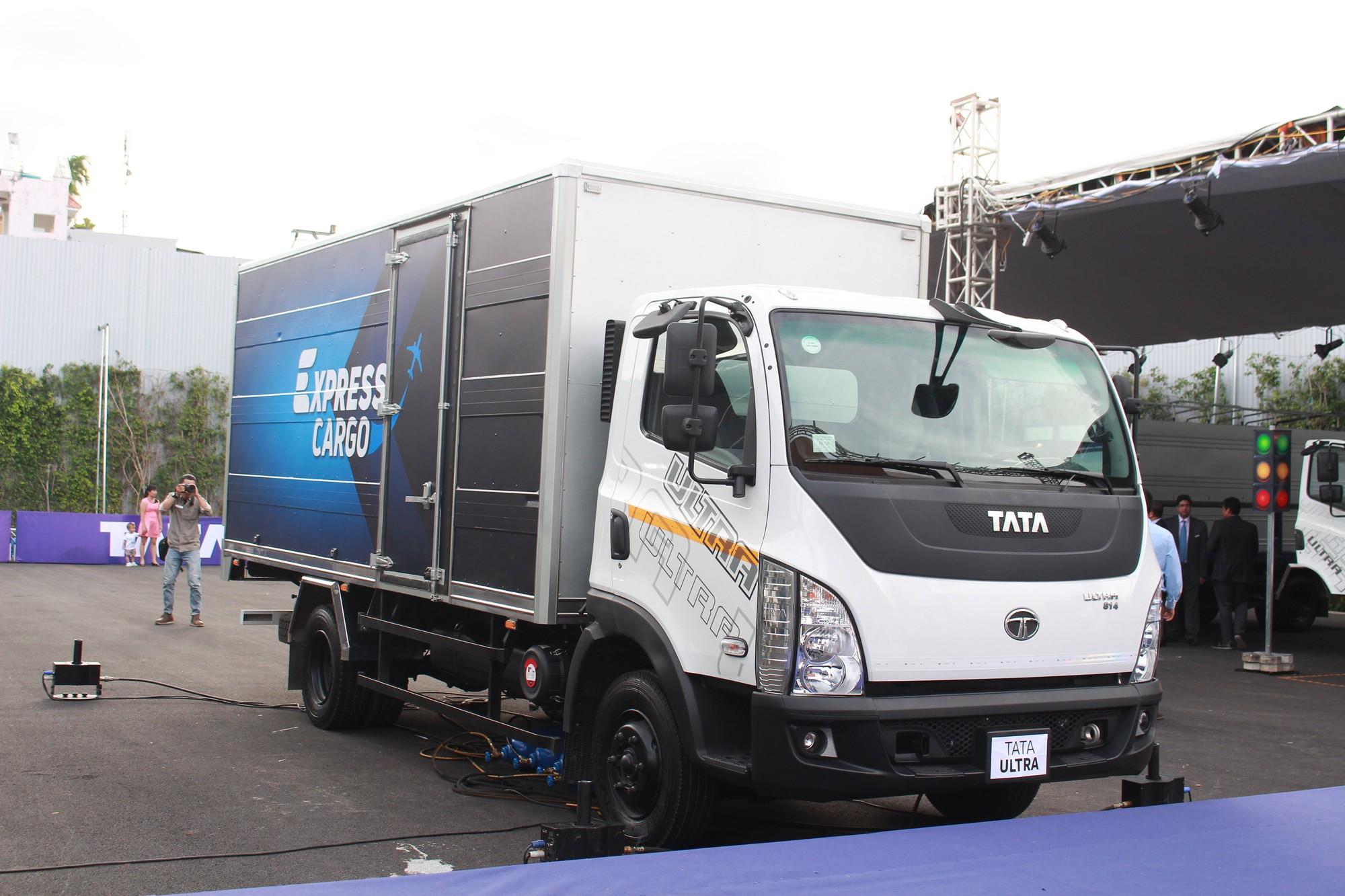 Hãng ôtô số một Ấn Độ tung xe tải tầm trung mới nhất tại Việt Nam, rẻ hơn xe Nhật Bản, Hàn Quốc từ 100-130 triệu - Ảnh 1.