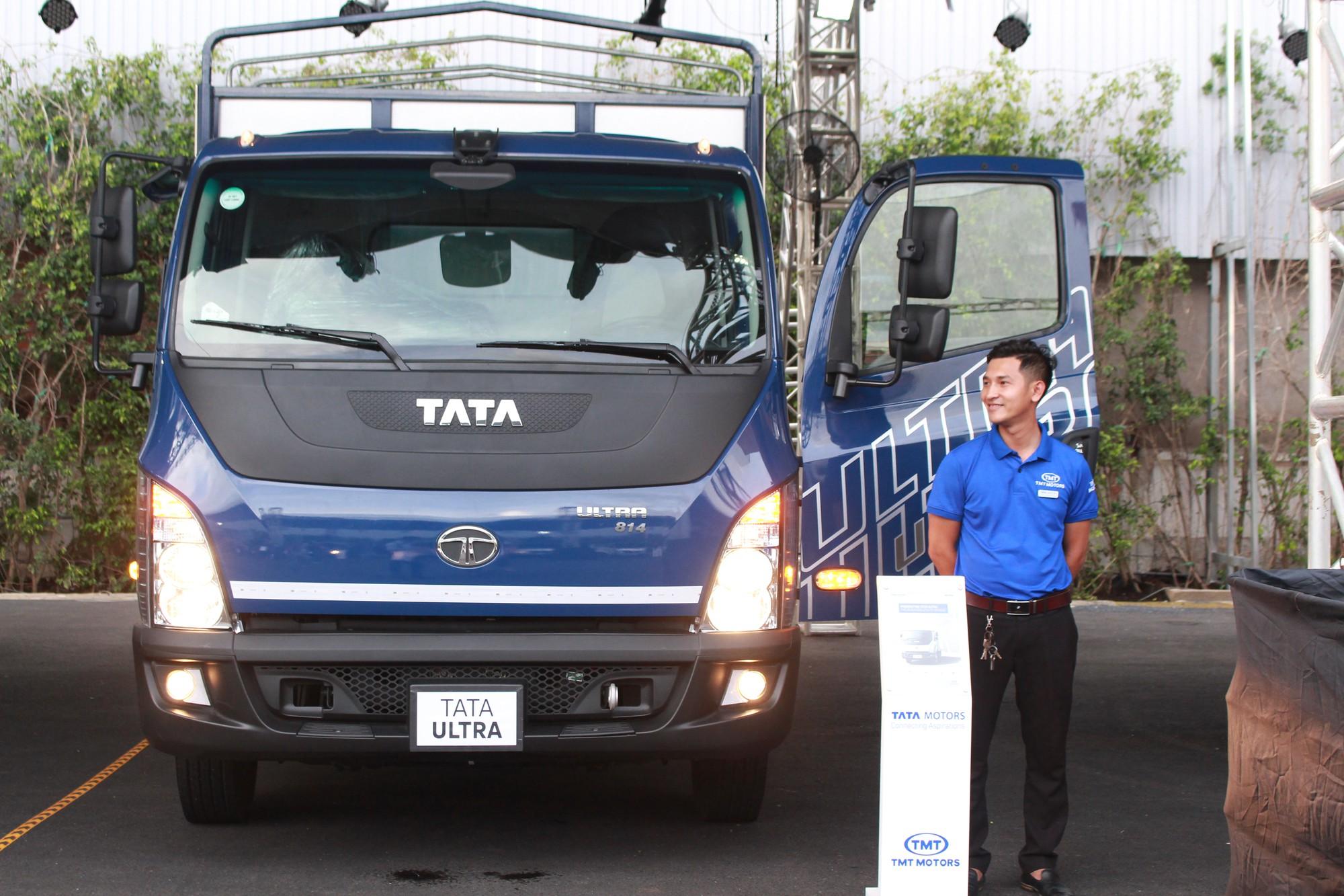 Hãng ôtô số một Ấn Độ tung xe tải tầm trung mới nhất tại Việt Nam, rẻ hơn xe Nhật Bản, Hàn Quốc từ 100-130 triệu - Ảnh 2.