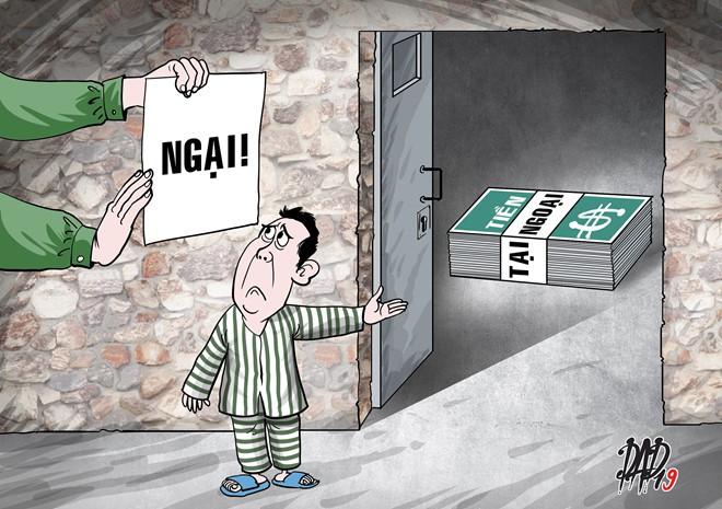 Đặt tiền để được tại ngoại, vì sao ít áp dụng ? - Ảnh 1.