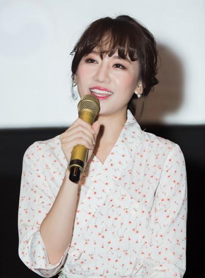 Hari Won: Tôi muốn vào showbiz Hàn Quốc nhưng sợ xa chồng - Ảnh 2.