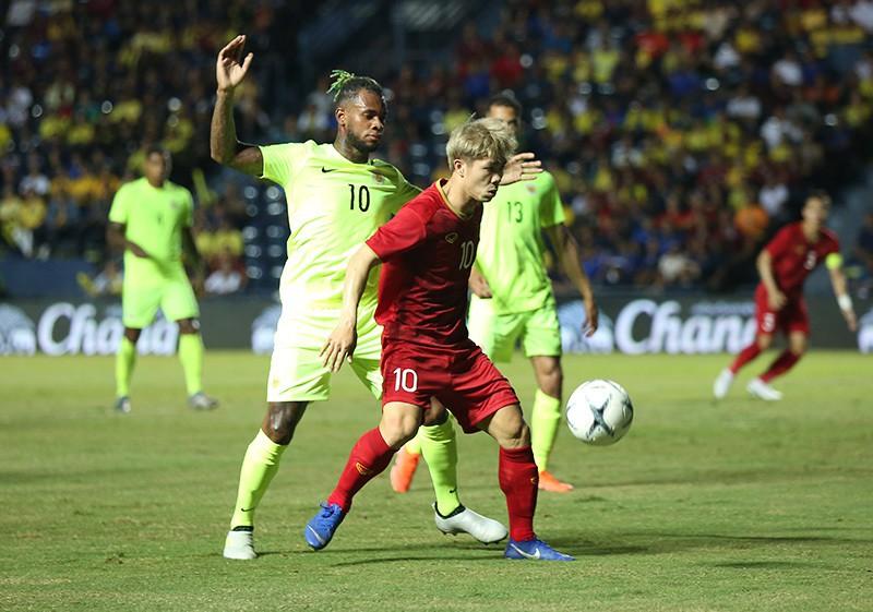 Công Phương lo không được gọi đá vòng loại World Cup - Ảnh 2.