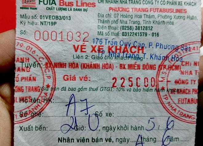 Công ty Phương Trang có vô can trong vụ nhân viên sàm sỡ khách đi xe? - Ảnh 2.