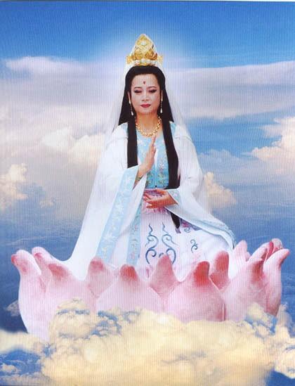 Quan Âm Bồ Tát Tả Đại Phân: Cuộc sống viên mãn sau vai diễn kinh điển, được khán giả sùng bái quỳ lạy - Ảnh 3.