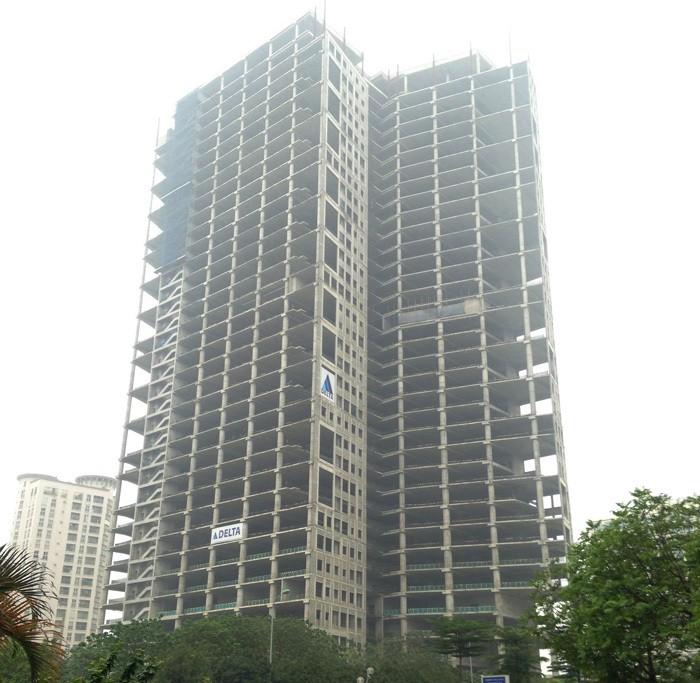Tòa tháp ma hoang lạnh, ngàn tỉ đổ nát giữa Thủ đô - Ảnh 12.