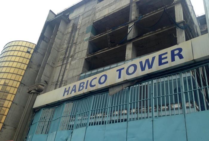 Tòa tháp ma hoang lạnh, ngàn tỉ đổ nát giữa Thủ đô - Ảnh 6.