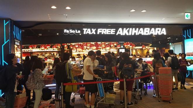 Những cách để du khách Việt được miễn thuế khi du lịch Nhật Bản - Ảnh 2.