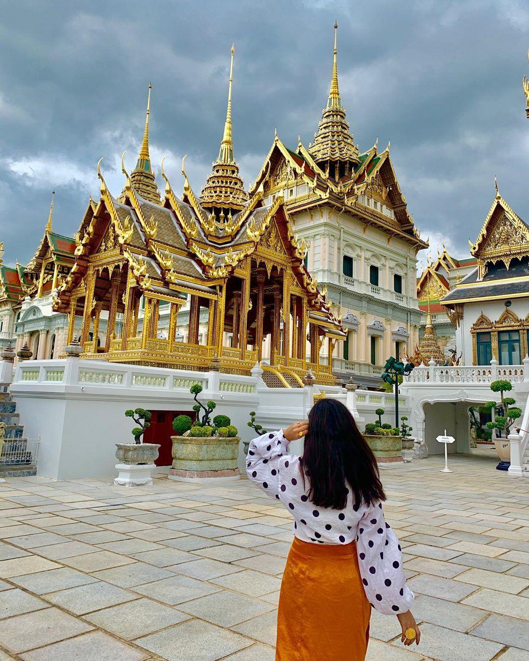 Đến Bangkok nhất định phải ghé thăm 3 cung điện siêu thực này - Ảnh 1.