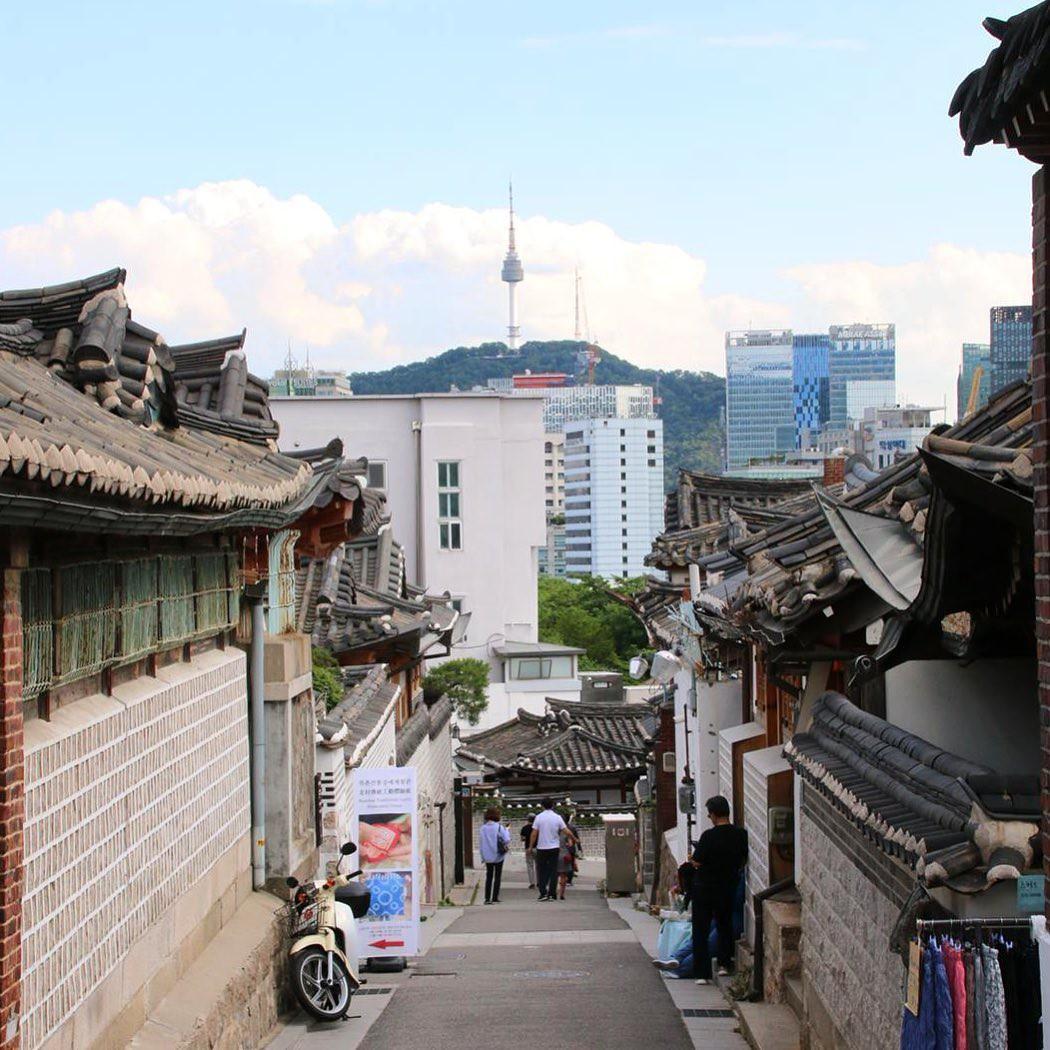 Thong thong khám phá văn hóa truyền thống tại 5 ngôi làng cổ đặc sắc nhất xứ Hàn - Ảnh 1.