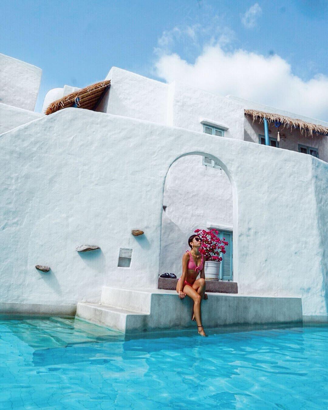 Điều gì khiến Hua Hin được mệnh danh là Santorini của Thái Lan - Ảnh 10.