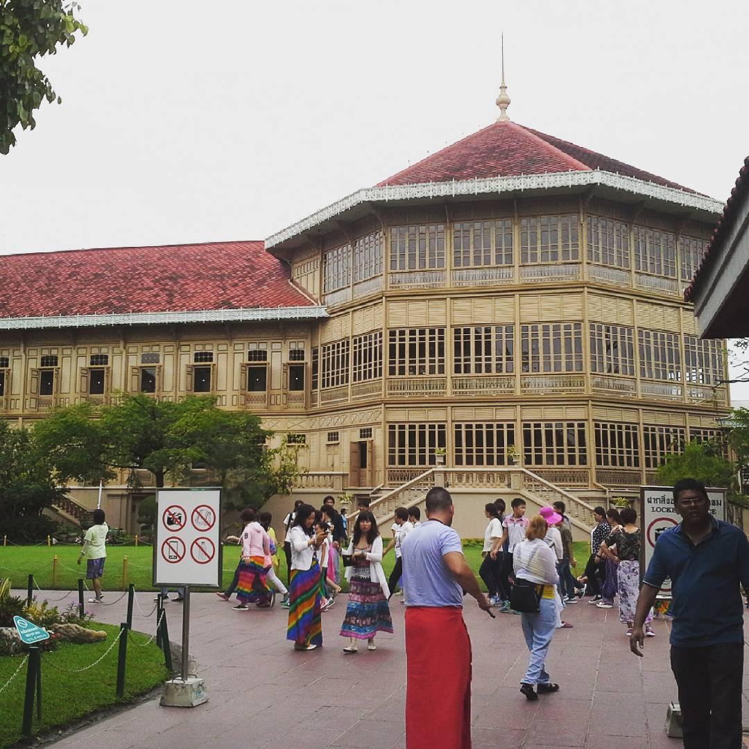 Đến Bangkok nhất định phải ghé thăm 3 cung điện siêu thực này - Ảnh 13.
