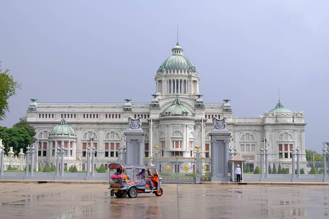 Đến Bangkok nhất định phải ghé thăm 3 cung điện siêu thực này - Ảnh 17.
