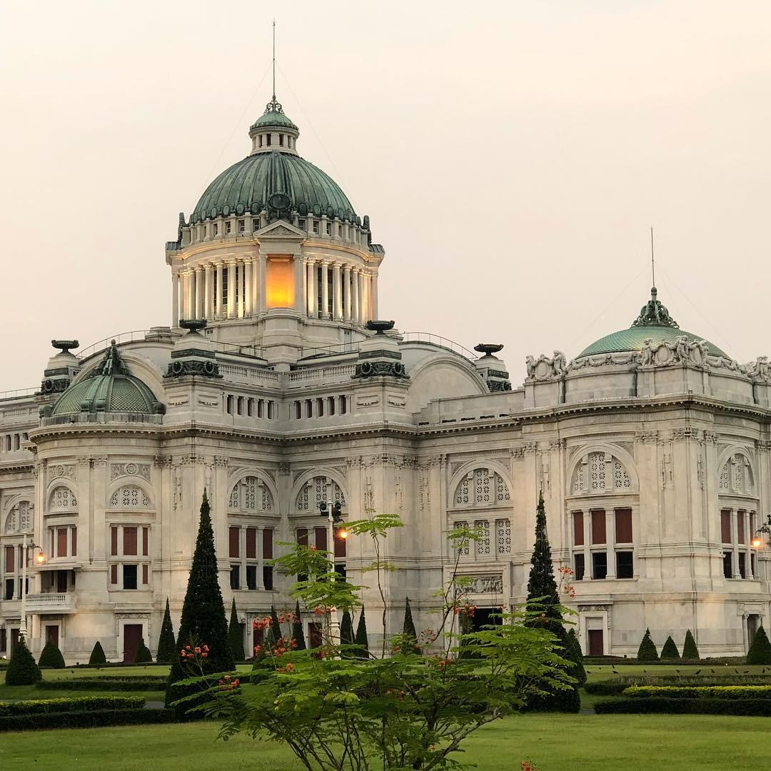 Đến Bangkok nhất định phải ghé thăm 3 cung điện siêu thực này - Ảnh 18.