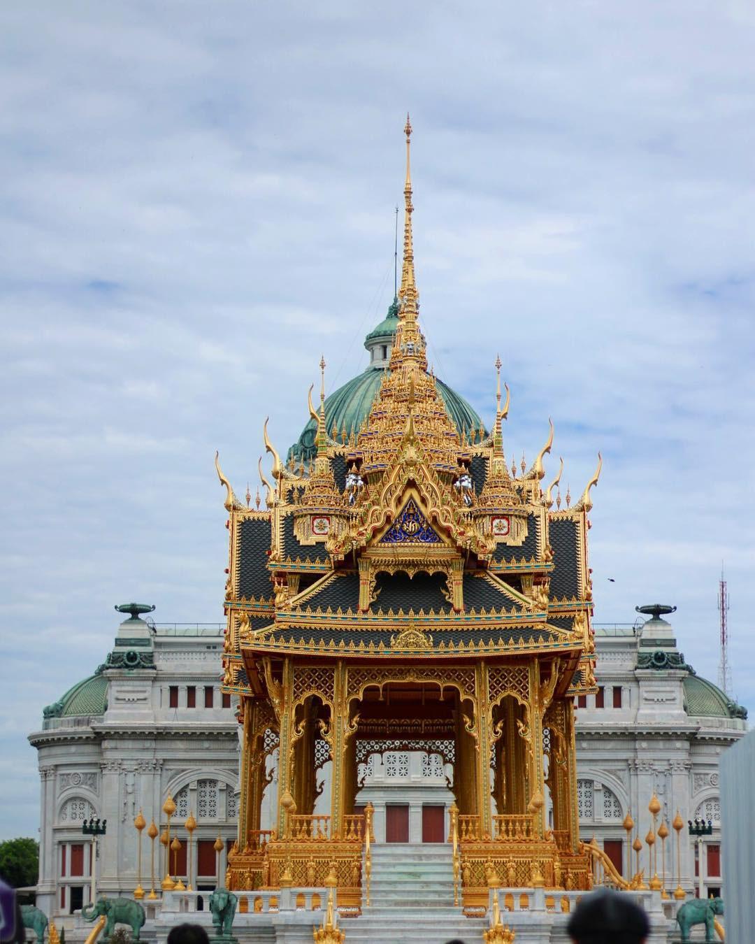 Đến Bangkok nhất định phải ghé thăm 3 cung điện siêu thực này - Ảnh 20.