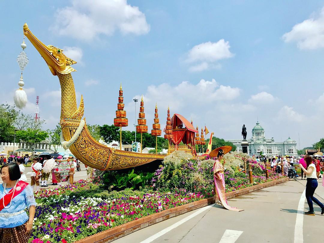 Đến Bangkok nhất định phải ghé thăm 3 cung điện siêu thực này - Ảnh 21.
