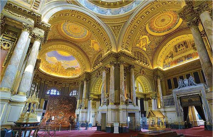 Đến Bangkok nhất định phải ghé thăm 3 cung điện siêu thực này - Ảnh 22.