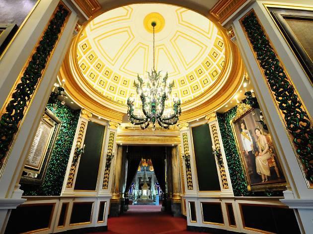 Đến Bangkok nhất định phải ghé thăm 3 cung điện siêu thực này - Ảnh 23.