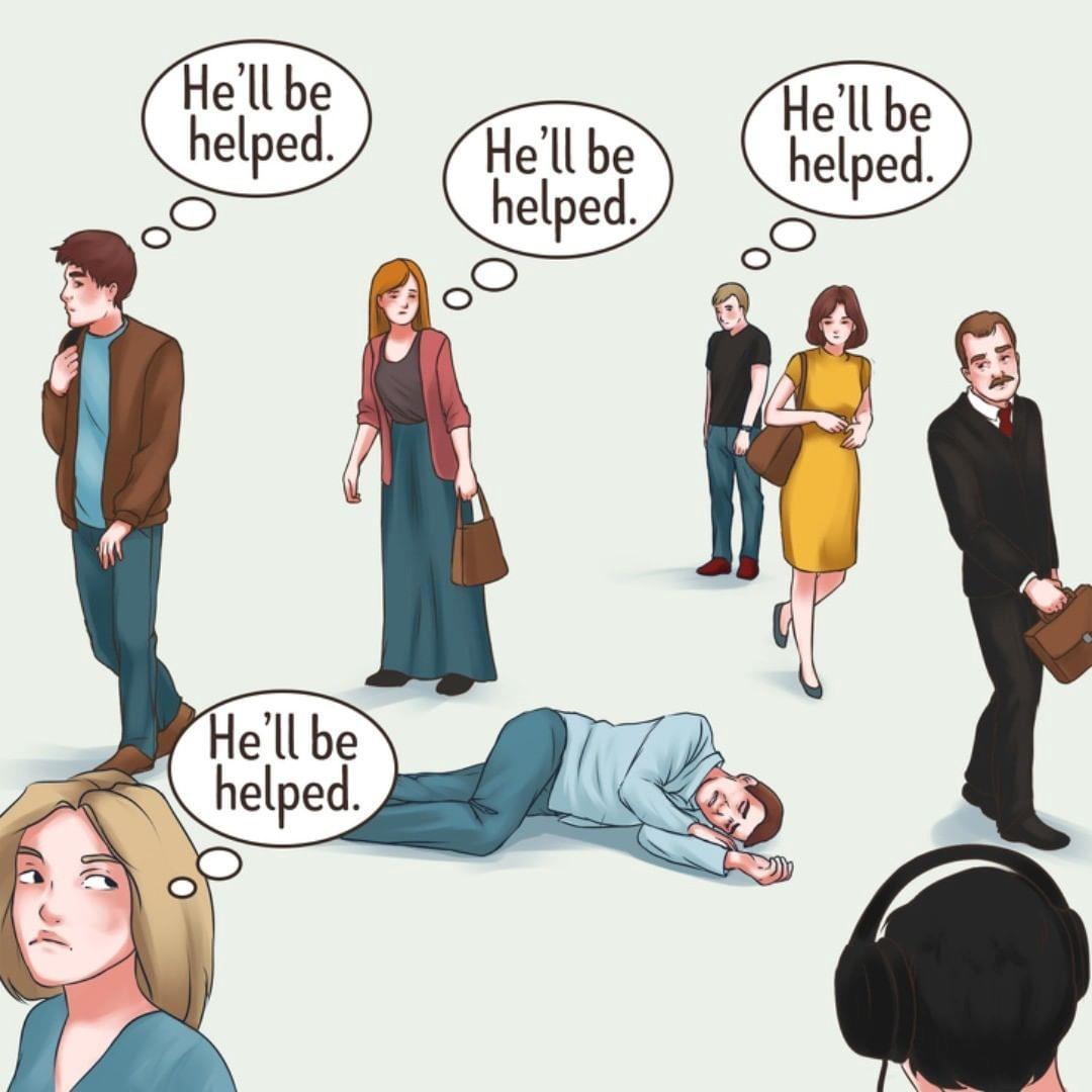 Thà bị nói vô cảm còn hơn giúp người mà mang họa vào thân? - Ảnh 3.
