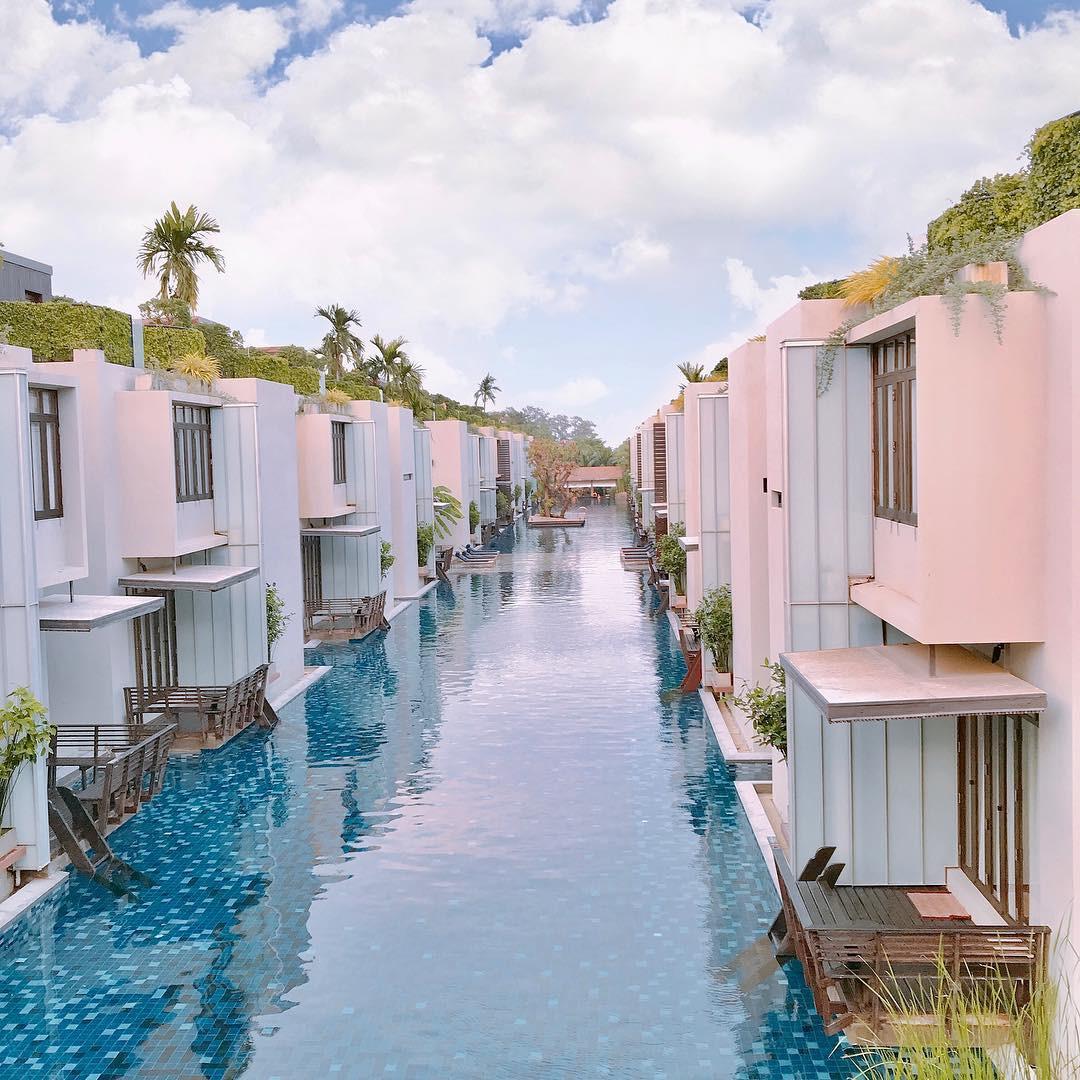 Điều gì khiến Hua Hin được mệnh danh là Santorini của Thái Lan - Ảnh 3.
