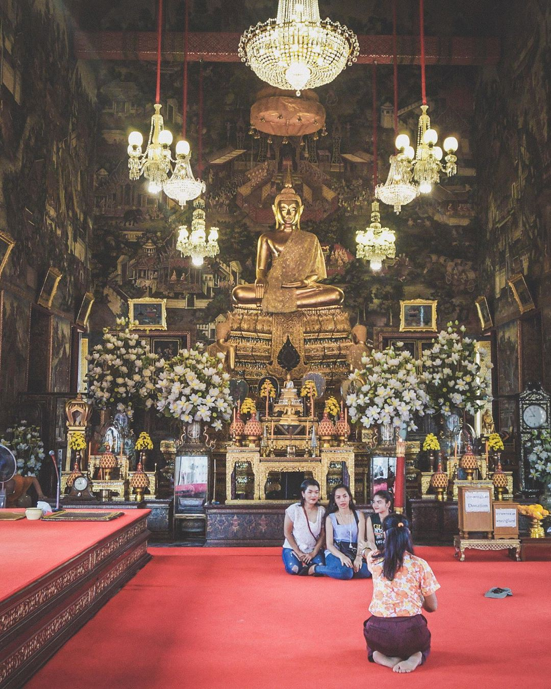 Đến Bangkok nhất định phải ghé thăm 3 cung điện siêu thực này - Ảnh 5.