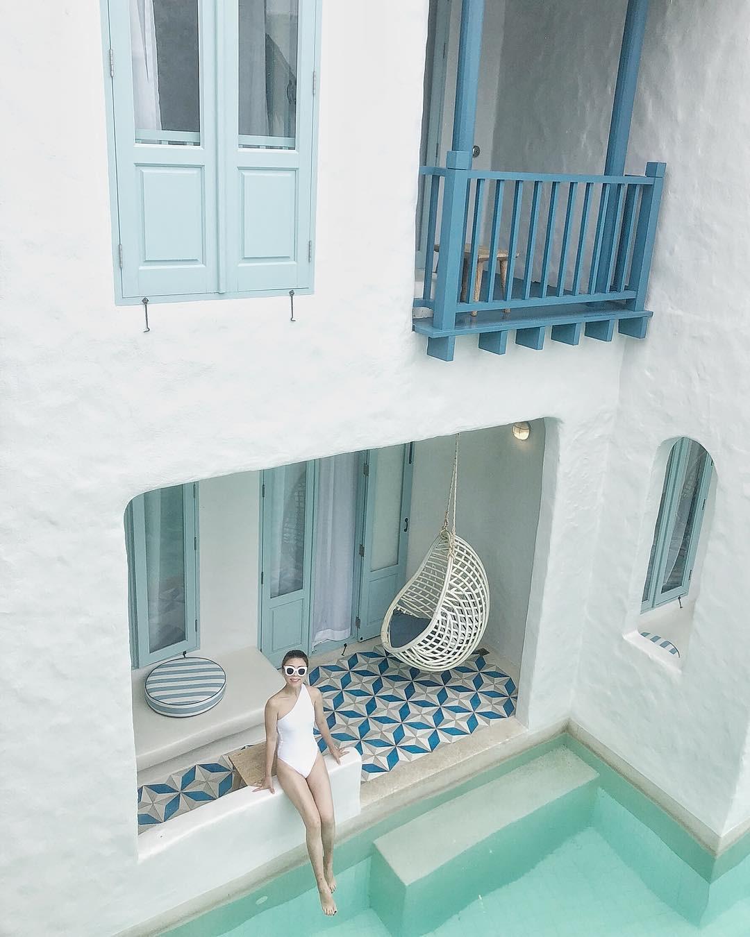 Điều gì khiến Hua Hin được mệnh danh là Santorini của Thái Lan - Ảnh 6.