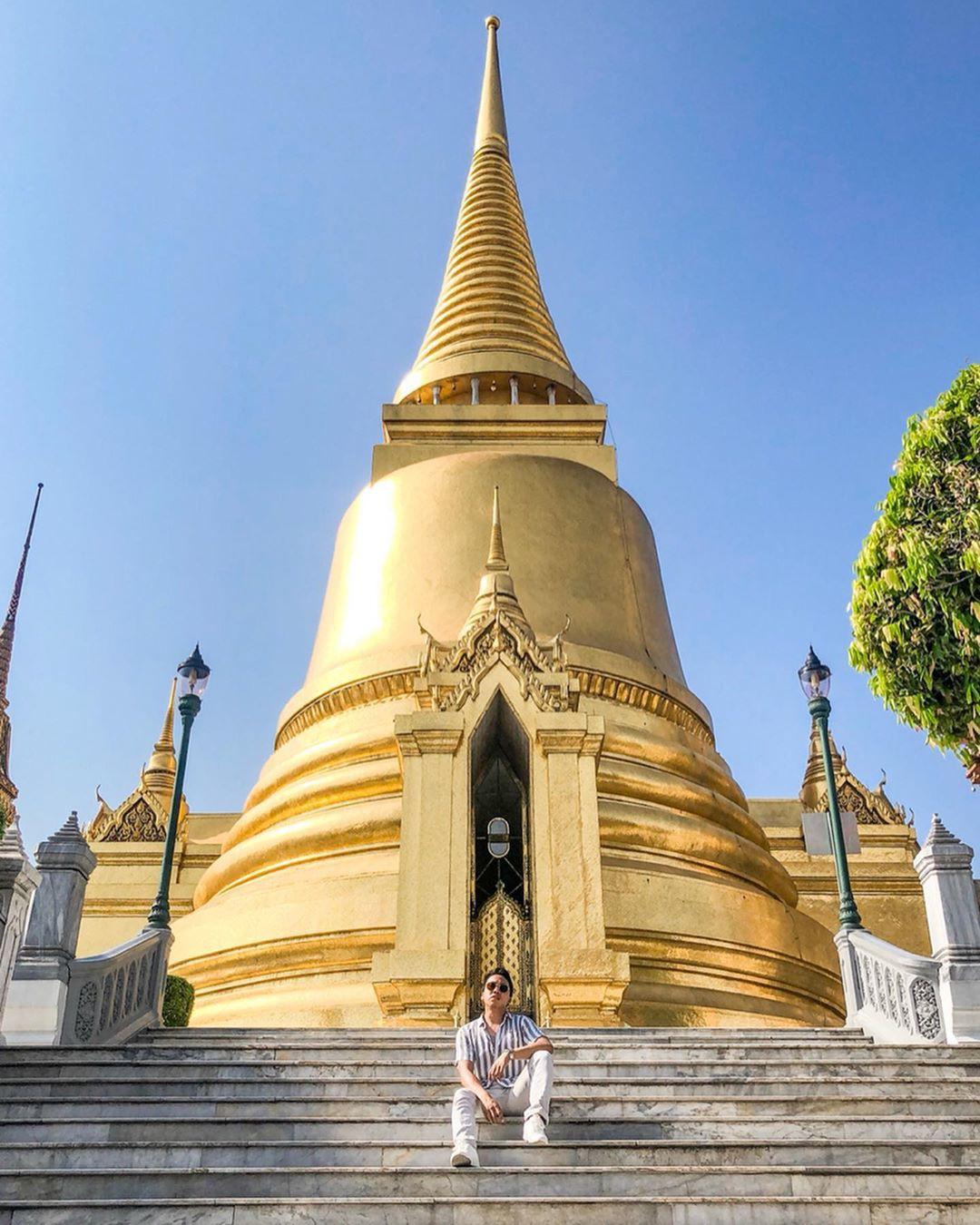 Đến Bangkok nhất định phải ghé thăm 3 cung điện siêu thực này - Ảnh 7.