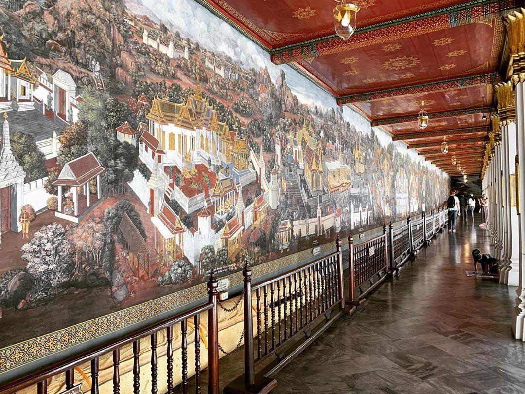 Đến Bangkok nhất định phải ghé thăm 3 cung điện siêu thực này - Ảnh 8.
