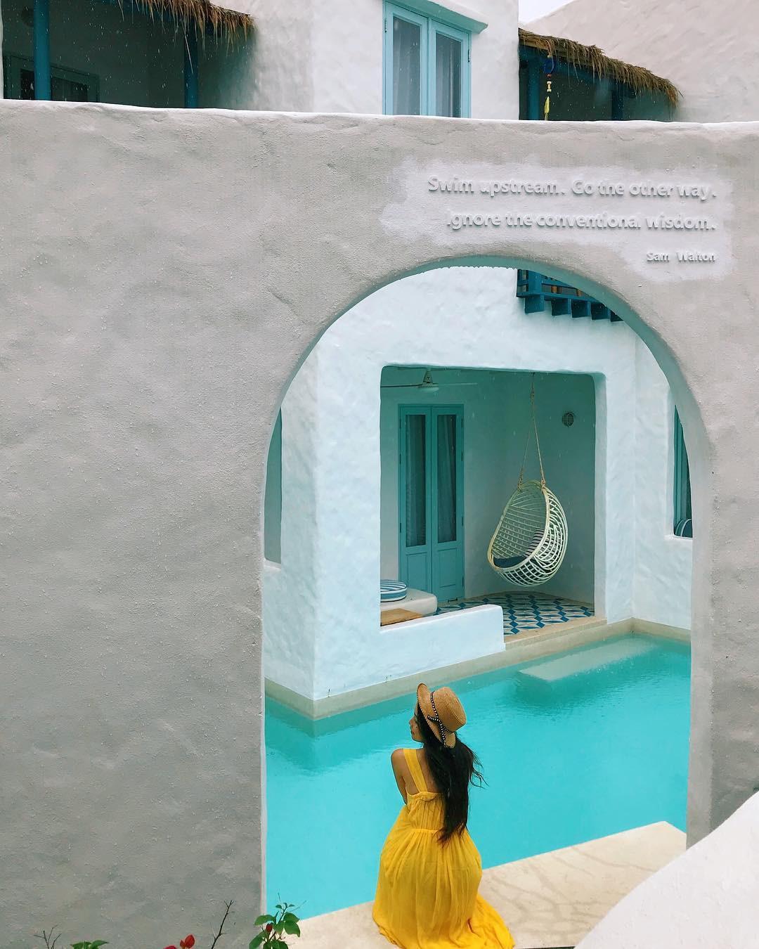 Điều gì khiến Hua Hin được mệnh danh là Santorini của Thái Lan - Ảnh 9.
