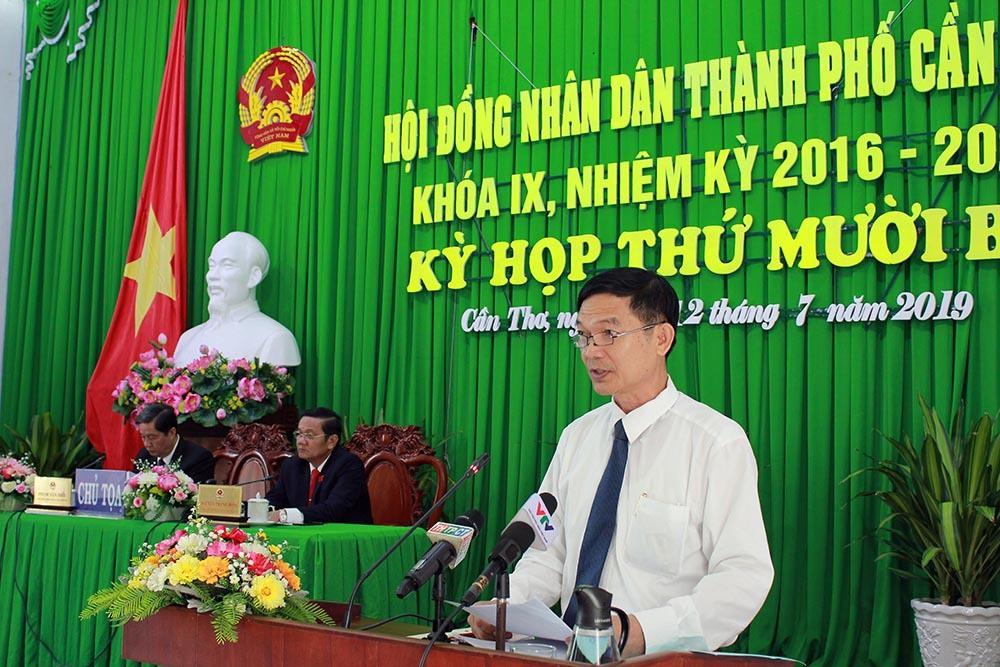 Hàng chục đại lí ở Cần Thơ bán xăng của đại gia Trịnh Sướng - Ảnh 1.
