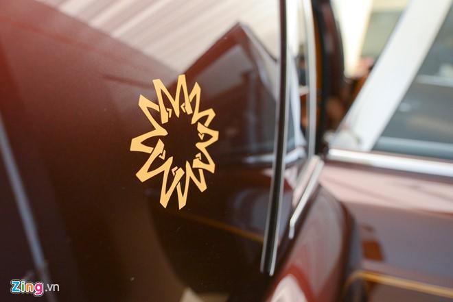 Rolls-Royce Phantom Mặt trời phương Đông 43 tỉ đồng của 'Đại gia điếu cày' Lê Thanh Thản - Ảnh 3.
