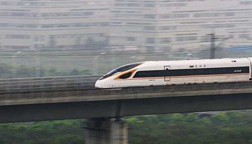 Trung Quốc làm đường sắt cao tốc như thế nào? - Ảnh 1.