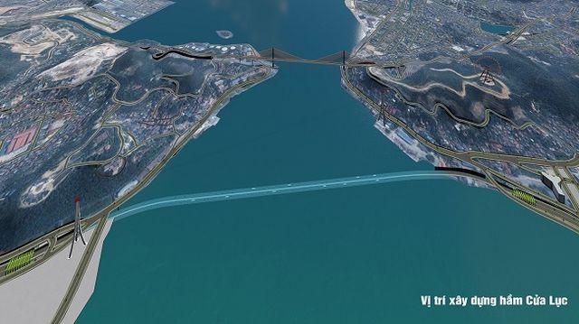 Chuẩn bị xây hầm xuyên biển lớn nhất Việt Nam, Quảng Ninh tiết kiệm 2.000 tỷ đồng/năm - Ảnh 1.
