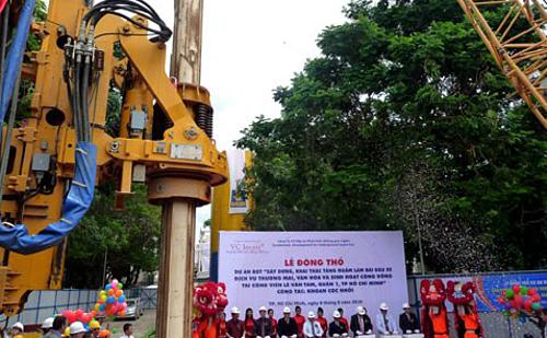 TP HCM xoá dự án bãi đậu xe ngầm trăm triệu USD - Ảnh 1.