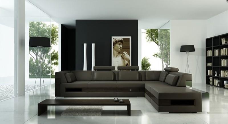 Mẫu phòng khách đẹp dành cho nhà phố - Ảnh 3.